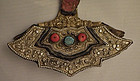 Antique 19th century Tibetan Belt Pouch  Purse Tibet