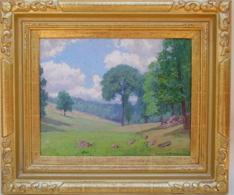 Maurice Braun California impressionist landscape