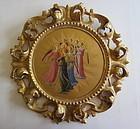 Seven Angels by Carlo Facchinietti Italian 19th century