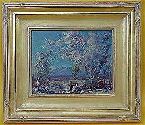 F. Grayson Sayer California Impressionist Palm Springs