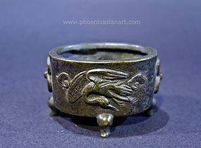 Chinese Bronze Censer, Ming dynasty