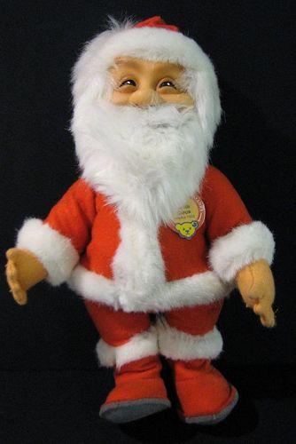 Stieff Felt 12 Inch Santa Claus