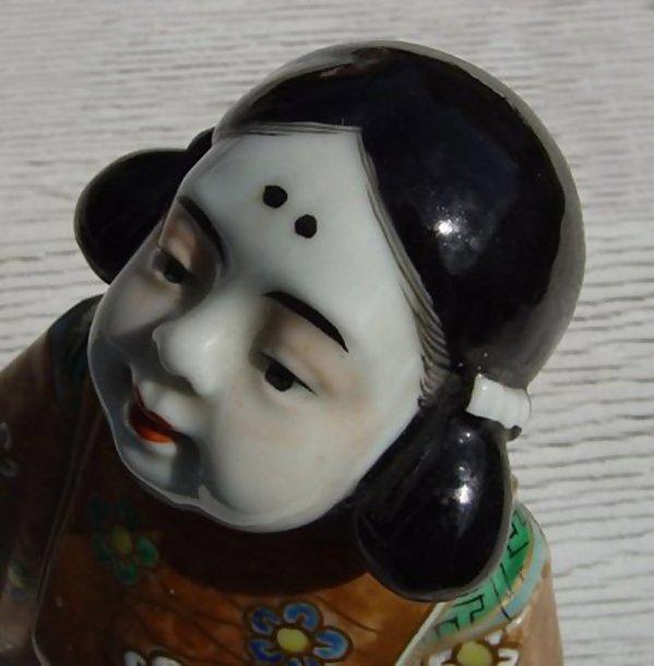 The young Prince Shotoku from Kutani
