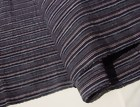Japanese Vintage Fabric Roll, cotton stripes
