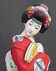Lovely Hakata Geisha Doll