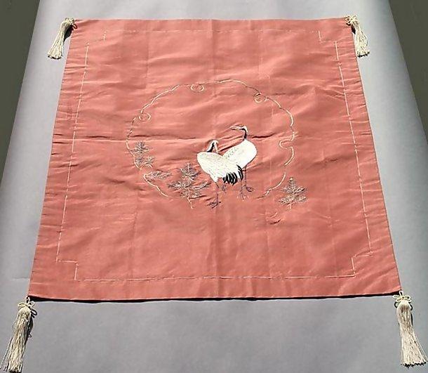 Fukusa, Japanese Gift Cover, Cranes