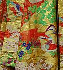 Japanese Wedding Gown with Pair of Mandarin Ducks