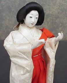 Beautiful Jyokan Hina Doll