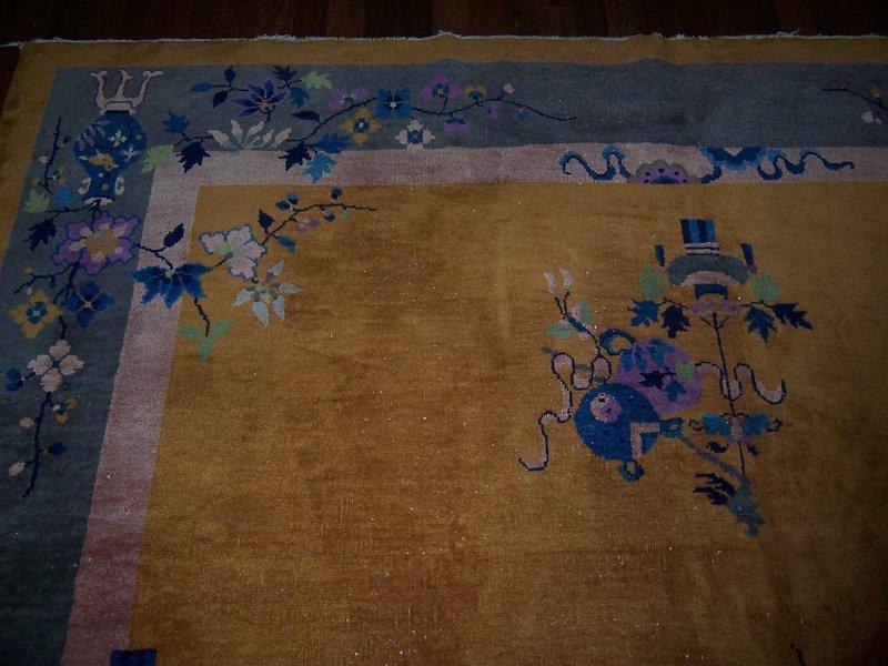 A Fine Peking Carpet, North China circa 1900-1920