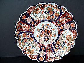 A Beautiful Japanese Imari Charger, Meiji (1868-1912)