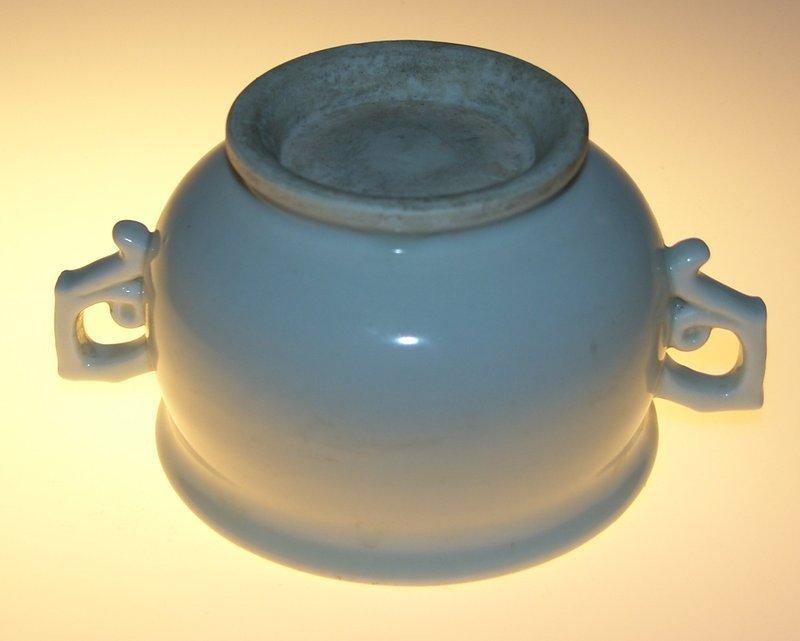 Blanc de Chine Incense burner, around year 1650