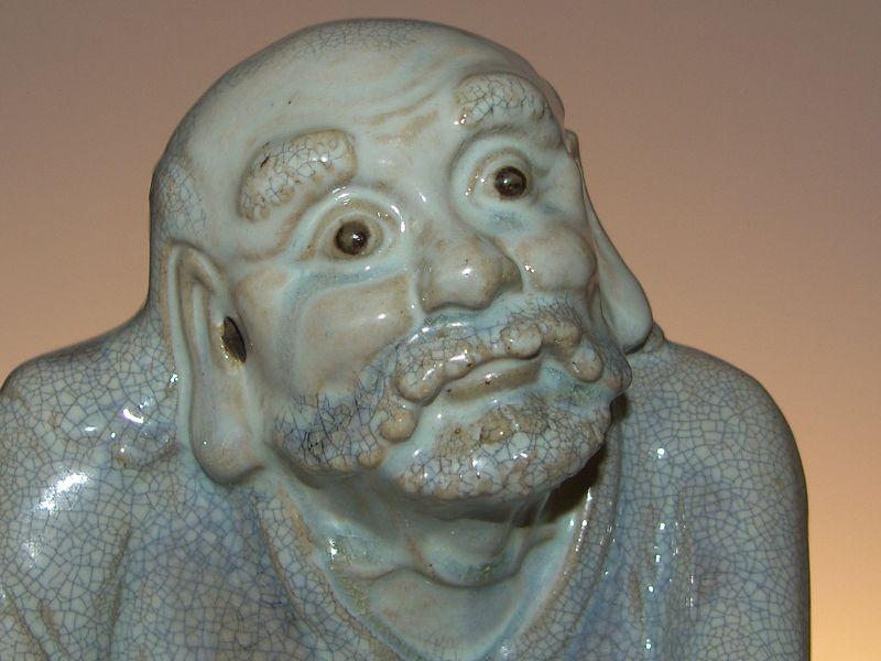 Lhoan figurine incense burner (19th century)