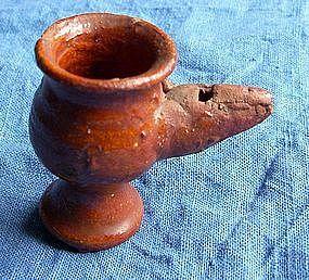 Italian ocarina, 1400 - 1500 AD