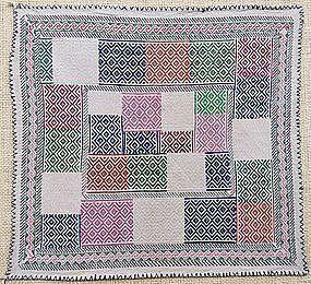 A Hazara prayer cloth, mid 20th century