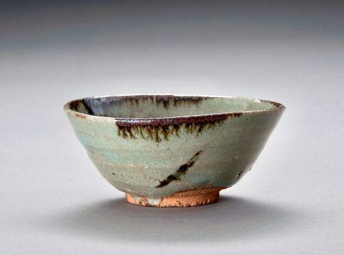 A Karatsu Tea Bowl by Shibayama Toshiya