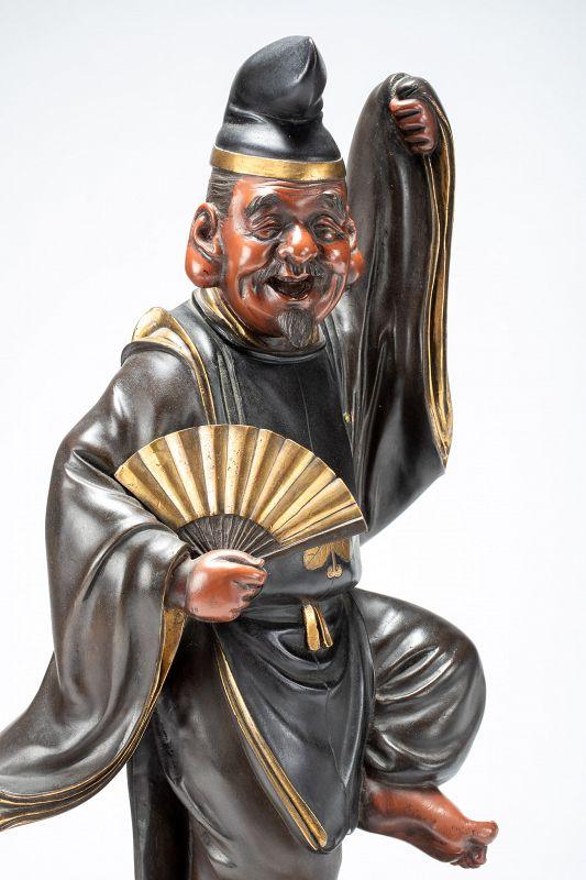 Yoshimitsu 芳光 – A Japanese Ebisu 恵比須