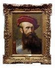 Hans Makart - Self Portrait - 19th Century Oil Painting