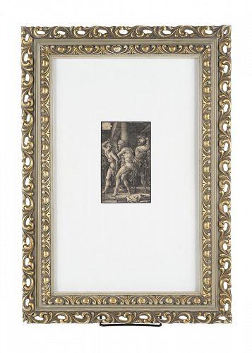 Albrecht Durer The Flagellation 16th C. Engraving