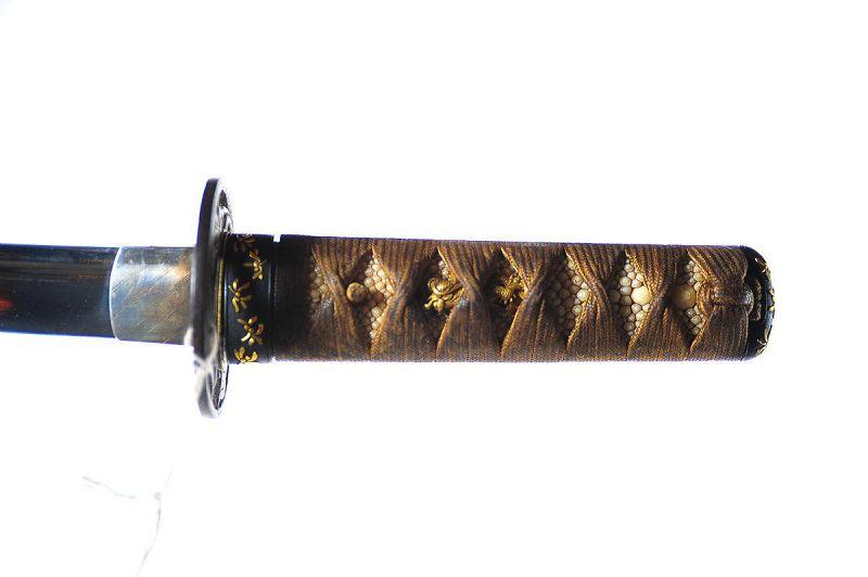 Wakizashi Koto 15th Century Japanese Samurai Sword