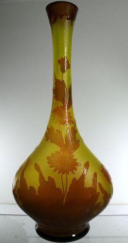 Loetz Cameo Vase