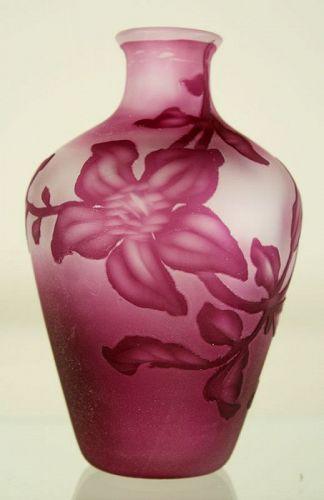 Vessiere Cameo Vase