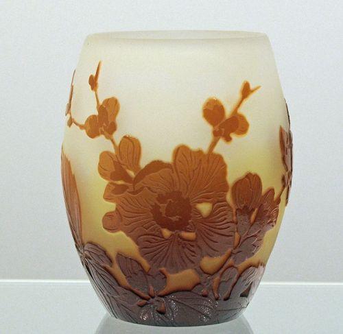 Galle Floral Vase