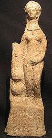 Beautiful Large Greek Standing Aphrodite! 5th Cen. B.C.