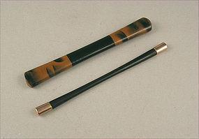 Japanese Kogai, Hair Pin, 2 pcs