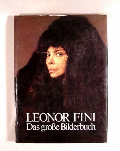 Very Rare Book of Leonor Fini, Das groBe Bilderbuch