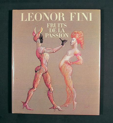 Rare Book of Fruits de la Passion by Leonor Fini, 32 Art Work Prints