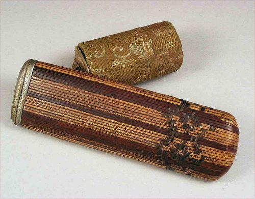 Unusual Japanese Tabacco Ire Set 19c, Meiji