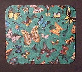 Mouse Pad for Mother's Gift, Butterflies