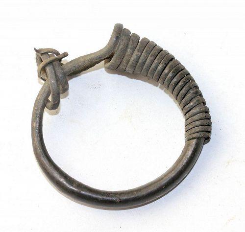 Massive elaborate Caucasian silver Bracelet, Ex Shlomo Moussaieff