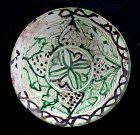 Islamic Sgraffito pottery bowl, Bamiyan 12th. century AD