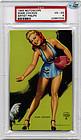 1945 Mutoscope Pin Up-ON TOP OF THE WORLD, HOTCHA GIRLS-PSA-VG EX + 4