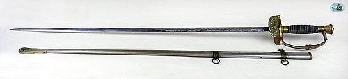 Fantastic U.S. Model 1860 Staff & Field Officer's Sword