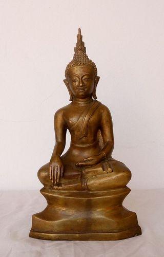 UTONG (Na Num) BRONZE BUDDHA
