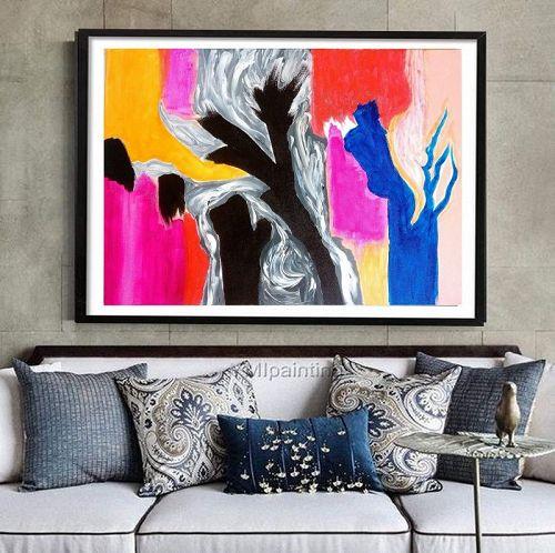 """HALLOWEEN SPIRIT"" Original Acrylic Painting"