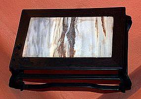 FIVE Miniature Bonsai/Display/Offering Tables