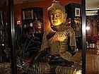 Very Large rare Lacquer Buddha Figure, Shan State-Burma