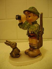 Good Hunting Hummel Figurine