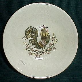 Taylor Smith and Taylor Rooster Dinnerware