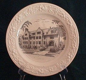 Catonsville United Methodist Church Collector Plate