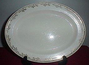 Edwin M Knowles #43 Pattern Platter