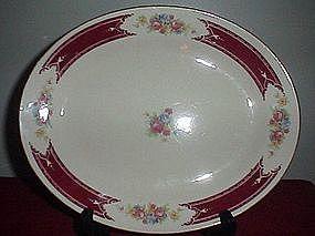 Homer Laughlin B1318 Pattern Platter
