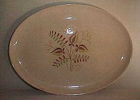 Taylor Smith & Taylor Wood Hue Oval Platter