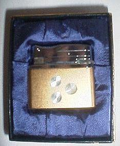 Penguin Gold Cigarette Lighter