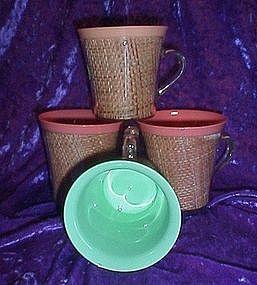 Thermoware Burlap Cups
