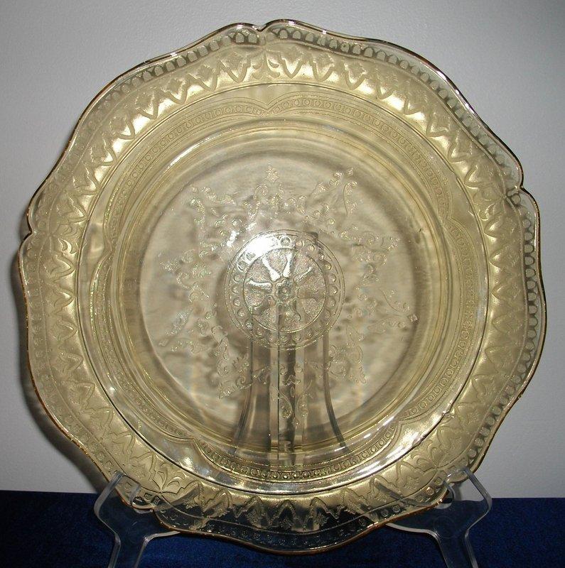 Federal Glass Patrician Pattern Depression Glassware