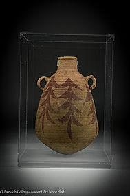 "Extremely Rare Roman ""PSEUDO–NABATAEAN"" Amphora"